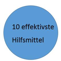 10 effektive hilfsmittel